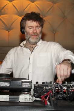 DJ James Murphy - The Kitchen Spring Gala 2012