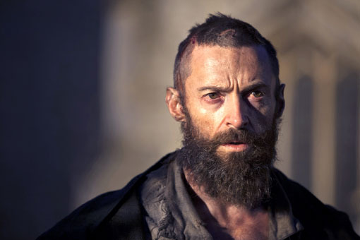 HUGH JACKMAN as Jean Valjean in Les Mis»rables, the motion-picture adaptation of the beloved global stage sensation. [Via MerlinFTP Drop]