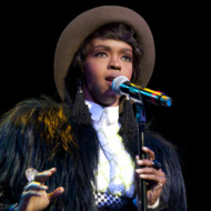 CLEVELAND, OH - NOVEMBER 05: Lauryn Hill performs at the Rock and Roll Hall of Fame tribute concert honoring Aretha Franklin during the 16th American Music Masters Tribute at PlayhouseSquare's State Theatre on November 5, 2011 in Cleveland, Ohio. (Photo by Jason Miller/Getty Images for Rock & Roll Hall Of Fame)