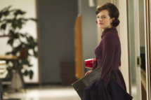 Peggy Olson (Elisabeth Moss) - Mad Men - Season 5, Episode 11
