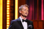 NEW YORK, NY - JUNE 12:  Neil Patrick Harris speaks on stage during the 65th Annual Tony Awards at the Beacon Theatre on June 12, 2011 in New York City.  (Photo by Andrew H. Walker/Getty Images)