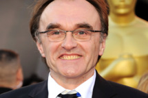 Director Danny Boyle arrives at the 83rd Annual Academy Awards