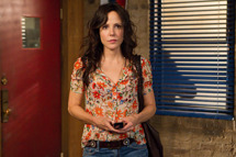 Mary-Louise Parker as Nancy Botwin (Season 7: episode 10).
