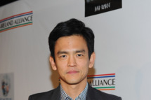 "SANTA MONICA, CA - FEBRUARY 23:  Actor John Cho attends the 7th Annual ""Oscar Wilde: Honoring The Irish In Film"" Pre-Academy Awards Event at Bad Robot on February 23, 2012 in Santa Monica, California.  (Photo by Alberto E. Rodriguez/Getty Images for US-Ireland Alliance)"