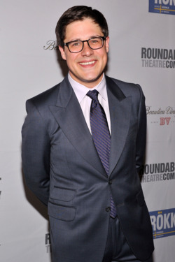 "NEW YORK, NY - JUNE 14:  Actor Rich Sommer attends ""Harvey"" Broadway Opening Night Performance After Party at Roundabout Theatre Company's Studio 54 on June 14, 2012 in New York City.  (Photo by Fernando Leon/Getty Images)"