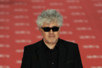 "Spanish director Pedro Almodovar, nominated as best director for his film ""The Skin I Live In"" ('La piel que habito'), arrives at the Goya Film Awards ceremony, on February 19, 2012, in Madrid. AFP PHOTO / DANI POZO (Photo credit should read DANI POZO/AFP/Getty Images)"
