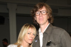 NEW YORK - SEPTEMBER 14:  Sonic Youth members Kim Gordon and Thurston Moore attend the Rodarte Spring 2011 fashion show during Mercedes-Benz Fashion Week at Dia:Chelsea on September 14, 2010 in New York City.  (Photo by Will Ragozzino/Getty Images) *** Local Caption *** Kim Gordon;Thurston Moore