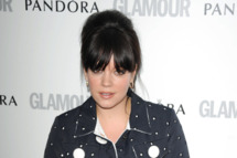 Lily Allen attends Glamour Women of the Year Awards 2012 at Berkeley Square Gardens on May 29, 2012 in London, England.