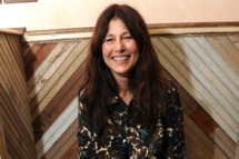 "Catherine Keener attends a dinner party celebrating 25 years of ""Style Wars"""