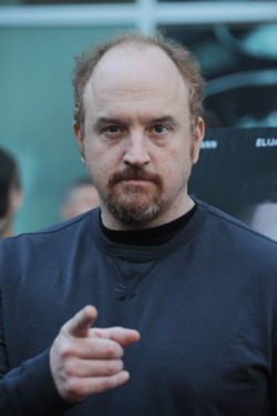 "LOS ANGELES, CA - JUNE 20: Louis C.K. arrives at the premiere party for FX's ""Wilfred"" and ""Louie"" on June 20, 2011 in Los Angeles, California. (Photo by Katy Winn/Getty Images)"