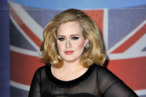 LONDON, ENGLAND - FEBRUARY 21:  Adele attends The BRIT Awards 2012 at the O2 Arena on February 21, 2012 in London, England.  (Photo by Gareth Cattermole/Getty Images)
