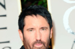 BEVERLY HILLS, CA - JANUARY 15:  Composer Trent Reznor arrives at the 69th Annual Golden Globe Awards held at the Beverly Hilton Hotel on January 15, 2012 in Beverly Hills, California.  (Photo by Jason Merritt/Getty Images)