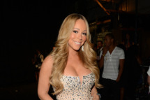 Singer Mariah Carey attends the 2012 BET Awards at The Shrine Auditorium on July 1, 2012 in Los Angeles, California.