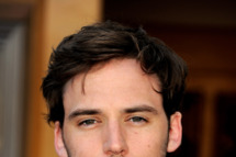 "Actor Sam Claflin arrives at a screening of Universal Pictures' ""Snow White and The Huntsman"" at the Village Theatre"