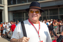 Baseball legend Pete Rose attends the 2012 Indianapolis 500 at Indianapolis Motorspeedway on May 27, 2012 in Indianapolis, Indiana.