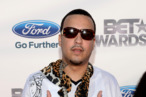 LOS ANGELES, CA - JULY 01:  Rapper French Montana arrives at the 2012 BET Awards at The Shrine Auditorium on July 1, 2012 in Los Angeles, California.  (Photo by Mark Davis/Getty Images for BET)