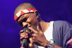 INDIO, CA - APRIL 13:  Singer Frank Ocean performs onstage at the 2012 Coachella Valley Music & Arts Festival held at The Empire Polo Field on April 13, 2012 in Indio, California.  (Photo by Karl Walter/Getty Images for Coachella)