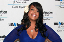 Niecy Nash attends the 2012 UJA-Federation Of New York's Leadership Awards Dinner at 583 Park Avenue on April 3, 2012 in New York City.