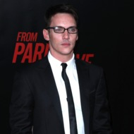 Jonathan Rhys Meyers== The New York Premiere of FROM PARIS WITH LOVE== The Ziegfeld Theatre, New York== January 28, 2010== ©Patrick McMullan== Photo-JIMI CELESTE/patrickmcmullan.com==