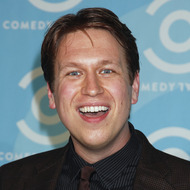 HOLLYWOOD, CA - SEPTEMBER 18:  Actor/comedian Pete Holmes attends Comedy Central's 2011 Primetime Emmy Awards Party at The Colony on September 18, 2011 in Hollywood, California.  (Photo by Imeh Akpanudosen/Getty Images)