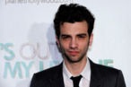"Actor Jay Baruchel arrives at the Las Vegas premiere of ""She's Out of My League"" at the Planet Hollywood Resort & Casino"