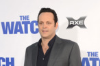 HOLLYWOOD, CA - JULY 23:  Actor Vince Vaughn arrives at the premiere of Twentieth Century Fox's 'The Watch' at Grauman's Chinese Theatre on July 23, 2012 in Hollywood, California.  (Photo by Jason Merritt/Getty Images)