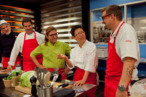 Top Chef Masters Premiere Recap: The First Cut Is the Deepest