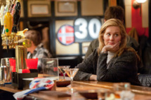 Laura Linney as Cathy in The Big C (Season 3, episode 1)