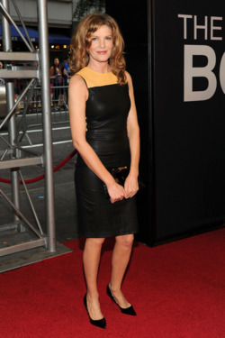 "NEW YORK, NY - JULY 30:  Rene Russo attends ""The Bourne Legacy"" New York Premiere at Ziegfeld Theater on July 30, 2012 in New York City.  (Photo by Larry Busacca/Getty Images)"