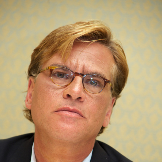 "Creator Aaron Sorkin at ""The Newsroom"" Press Conference at the Four Seasons Hotel on June 21, 2012 in Beverly Hills, California."