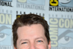 "SAN DIEGO, CA - JULY 14:  Sean Hayes attends the ""GRIMM"" Press Room during Comic-Con International 2012 held at the Hilton San Diego Bayfront Hotel on July 14, 2012 in San Diego, California.  (Photo by Frazer Harrison/Getty Images)"