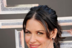 """Actress Evangeline Lilly arrives at the premiere of DreamWorks Pictures' """"Real Steel"""" at the Gibson Amphitheatre on October 2, 2011 in Universal City, California."""