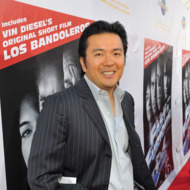 "UNIVERSAL CITY, CA - JULY 16:  Director Justin Lin arrives at the premiere of Universal Studios Home Entertainment's ""Los Bandoleros"" at Universal CityWalk on July 16, 2009 in Universal City, California.  (Photo by Charley Gallay/Getty Images) *** Local Caption *** Justin Lin"