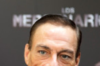 MADRID, SPAIN - AUGUST 08:  Actor Jean-Claude Van Damme attends 'The Expendables 2' ('Los Mercenarios 2') photocall at Ritz hotel on August 8, 2012 in Madrid, Spain.  (Photo by Eduardo Parra/Getty Images)