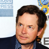 "NEW YORK, NY - APRIL 28: Actor Michael J. Fox attends the ""Marvel's The Avengers"" Premiere during the 2012 Tribeca Film Festival at the Borough of Manhattan Community  College on April 28, 2012 in New York City.  (Photo by Jason Kempin/Getty Images for Tribeca Film Festival)"