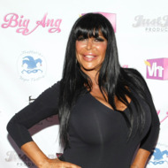 "NEW YORK, NY - JULY 08:  Angela ""Big Ang"" Raiola attends the VH1 Big Ang Party at Trattoria Dopo Teatro on July 8, 2012 in New York City.  (Photo by Neilson Barnard/Getty Images for VH1)"