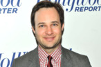 "NEW YORK, NY - APRIL 11:  Actor Danny Strong attends the Hollywood Reporter celebration of ""The 35 Most Powerful People in Media"" at the Four Season Grill Room on April 11, 2012 in New York City.  (Photo by Stephen Lovekin/Getty Images)"