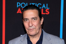 "Ciaran Hinds attends USA Network's ""Political Animals"" New York Screening at The Morgan Library & Museum on June 25, 2012 in New York City."
