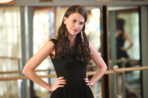 "A former ballerina turned Vegas showgirl decides to take a gamble on a new marriage and a fresh start in Paradise in the series premiere of ABC Family's original drama ""Bunheads"""