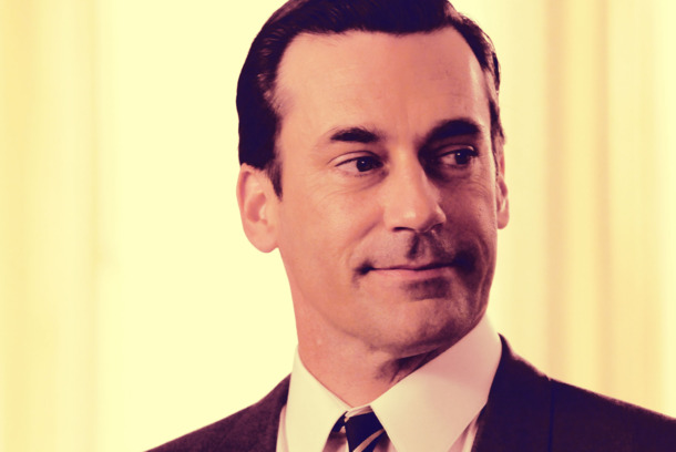 Don Draper (Jon Hamm) - Mad Men - Season 5, Episode 2 - Photo Credit: Michael Yarish/AMC