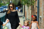 Vivienne Jolie-Pitt and big sister Zahara walk the streets of New Orleans together hand-in-hand. <P> Pictured: Angelina Jolie, Vivienne Jolie-Pitt and Zahara Jolie-Pitt <P> <B>Ref: SPL370360  120312  </B><BR/> Picture by: Jackson Lee / Splash News<BR/> </P><P> <B>Splash News and Pictures</B><BR/> Los Angeles:	310-821-2666<BR/> New York:	212-619-2666<BR/> London:	870-934-2666<BR/> photodesk@splashnews.com<BR/> </P>