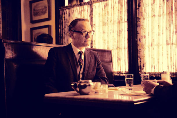 Lane Pryce (Jared Harris) - Mad Men - Season 5, Episode 12 - Photo Credit: Ron Jaffe/AMC