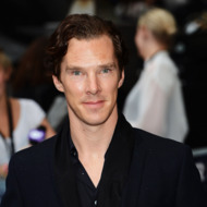 "LONDON, ENGLAND - JULY 18:  Benedict Cumberbatch  attends European premiere of ""The Dark Knight Rises"" at Odeon Leicester Square on July 18, 2012 in London, England.  (Photo by Ian Gavan/Getty Images)"