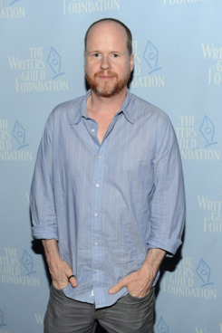 "Producer/director Joss Whedon arrives at the premiere of IFC Films' ""Sleepwalk With Me"" at the Writers Guild Theater on August 28, 2012 in Beverly Hills, California."