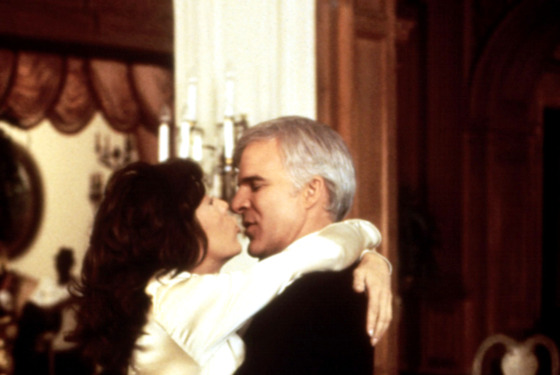 ALL OF ME, Lily Tomlin, Steve Martin, 1984