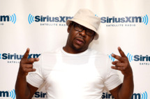 "Bobby Brown visits ""Sway in the Morning"" on Eminem's Shade 45 Channel in the SiriusXM Studio on May 29, 2012 in New York City."