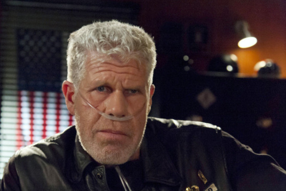 SONS OF ANARCHY Sovereign -- Episode 501 (Season Premiere, Tuesday, September 11, 10:00 pm e/p) -- Pictured: Ron Perlman as Clarence 'Clay' Morrow -- CR: Prashant Gupta/FX