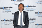 NEW YORK, NY - JULY 12:  Donald Glover attends the UJA-Federation's Music Visionary Of The Year Award Luncheon at The Pierre Hotel on July 12, 2012 in New York City.  (Photo by Jason Kempin/Getty Images)