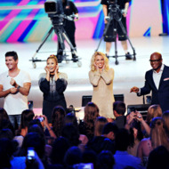 THE X FACTOR: Demi Lovato in part-one of the two night season premiere of THE X FACTOR airing Wednesday, Sep. 12 and Thursday, Sep. 13 (8:00-10:00PM ET/PT) on FOX. CR: David Moir / FOX
