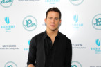 "NEW YORK, NY - SEPTEMBER 16:  Actor Channing Tatum attends ""10 Years"" brunch reunion event hosted by GREY GOOSE Vodka And Anchor Bay Films at Hotel Chantelle on September 16, 2012 in New York City.  (Photo by Neilson Barnard/Getty Images  for GREY GOOSE)"